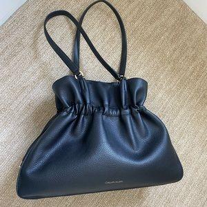 Calvin Klein Black Leather Bag
